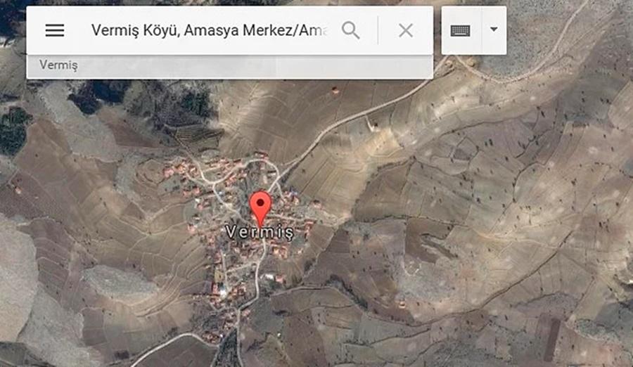 Vermiş Köyü