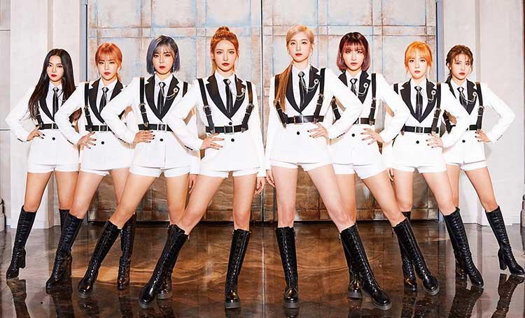 ans k-pop grupları