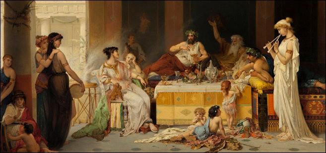 antik roma yemek kültürü listelist