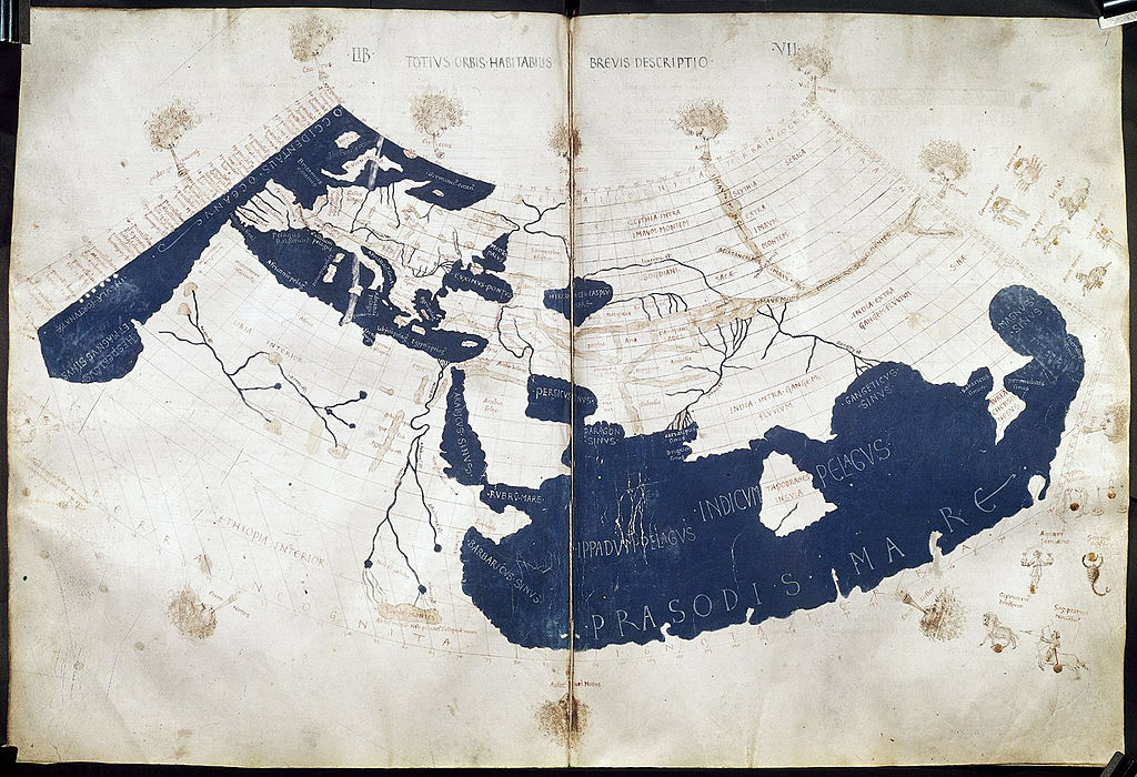 eski haritalar