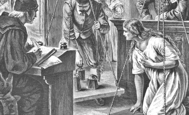 cadı yargılamaları listelist cadıyı tanımanın yolları tanrı duası