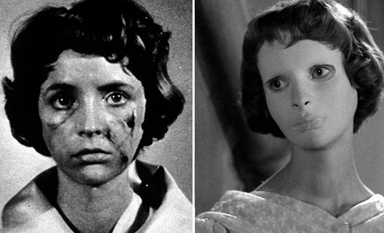 Eyes without a Face korku filmleri maskeleri listelist