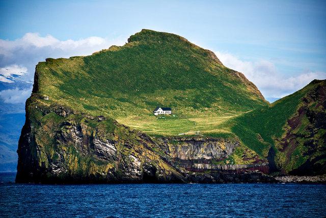 dünyanın en yalnız evi