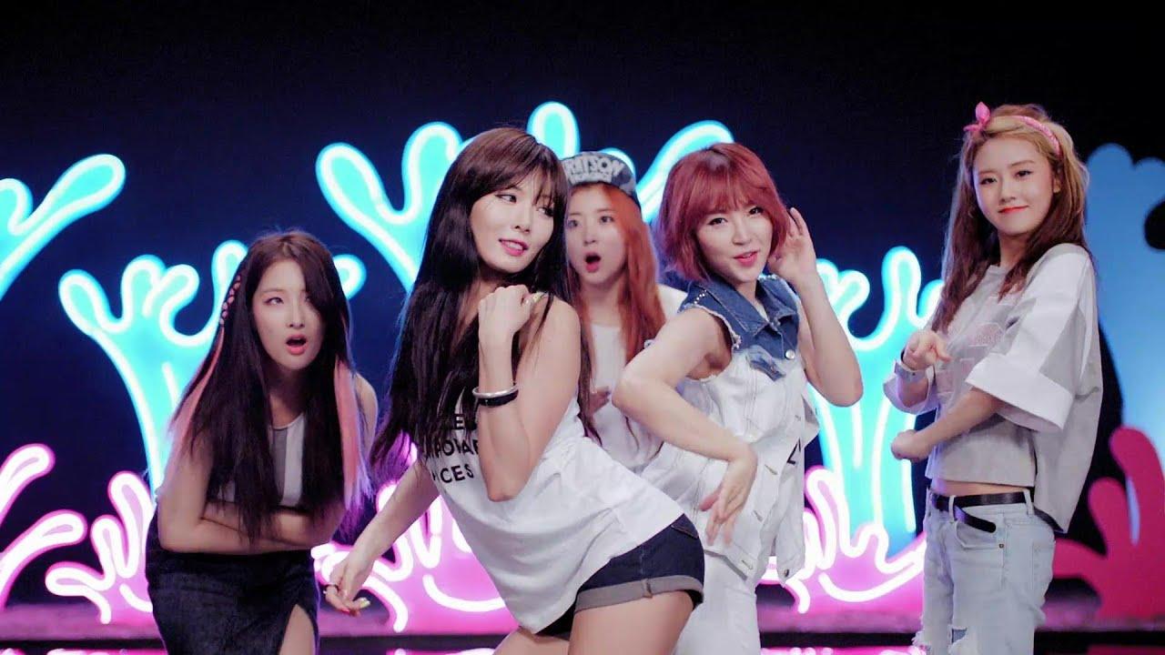 k-pop grupları sistar listelist