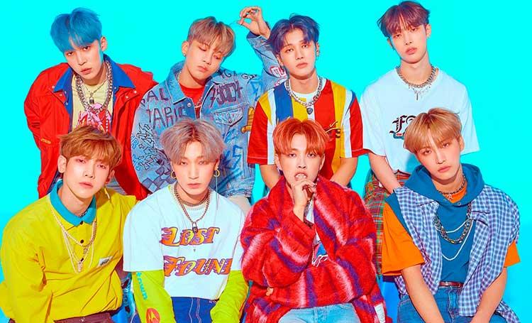 Ateez k-pop grupları