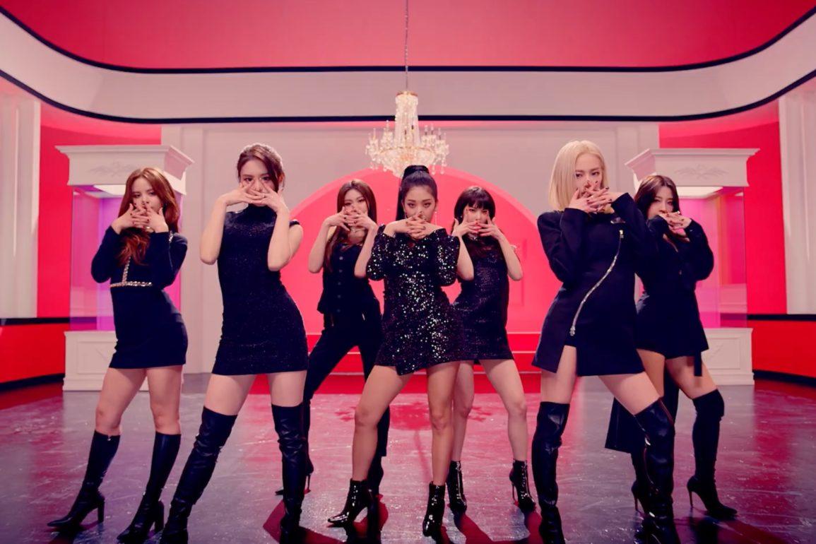 CLC k-pop grupları listelist