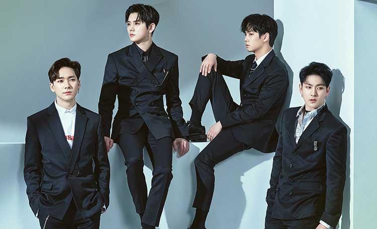 NU'EST kpop grupları