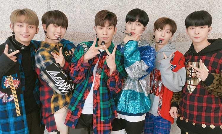TST k-pop grupları listelist