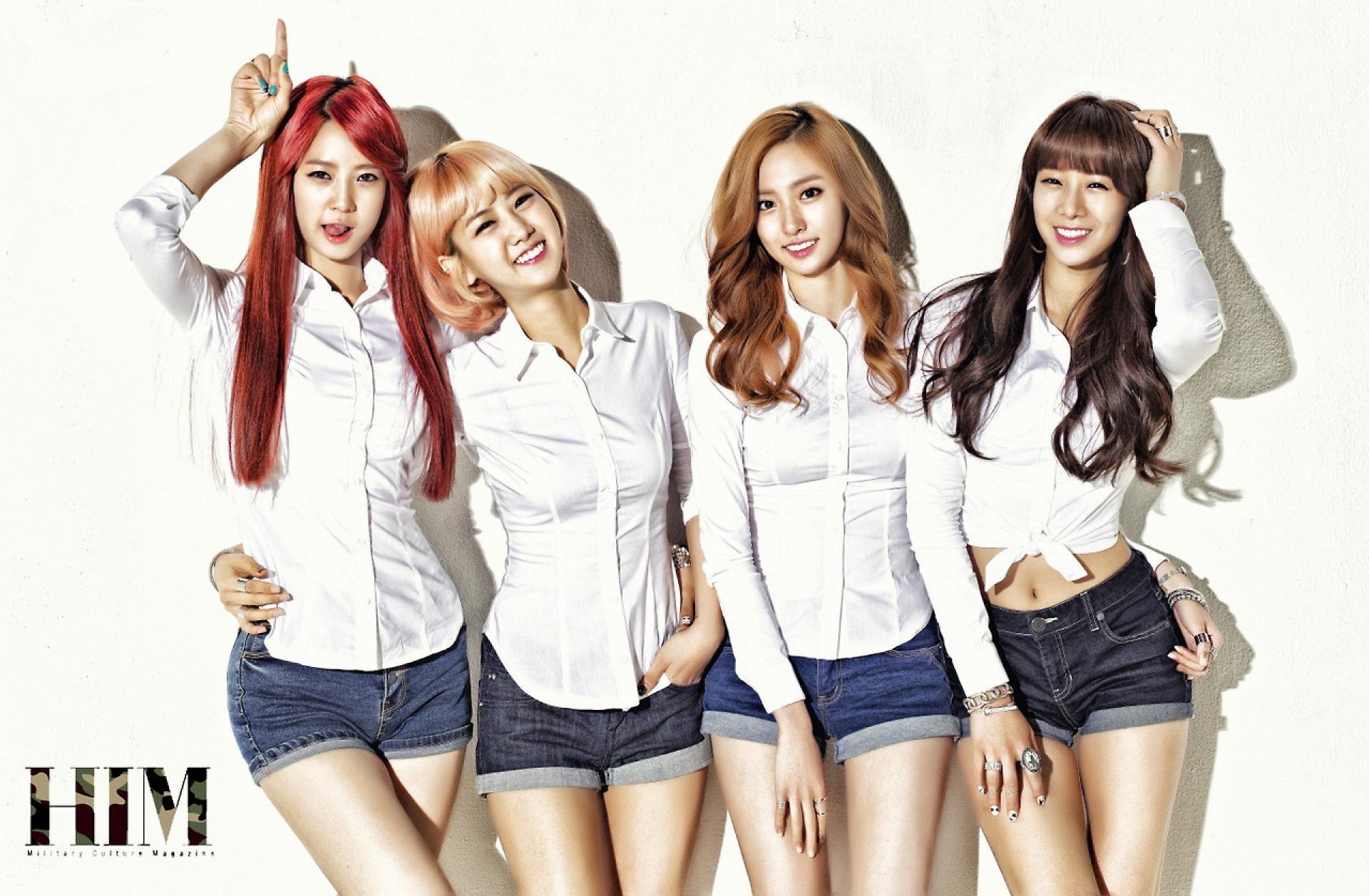 bestie k-pop grupları kore listelist
