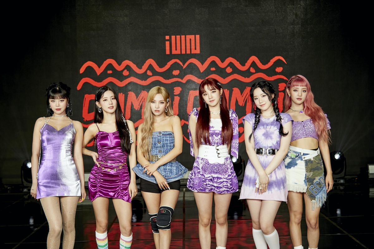 (G)I-DLE kpop