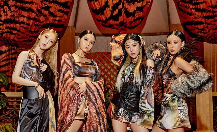 mamamoo k-pop grupları listelist