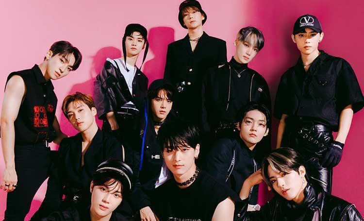 The Boyz k-pop grupları listelist