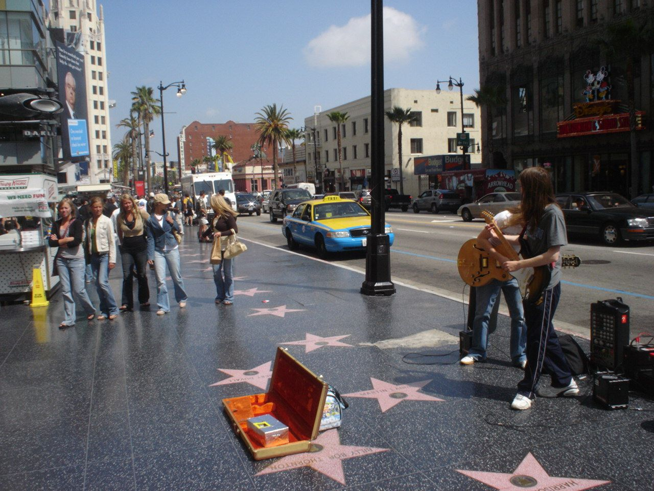 Hollywood Bulvarı
