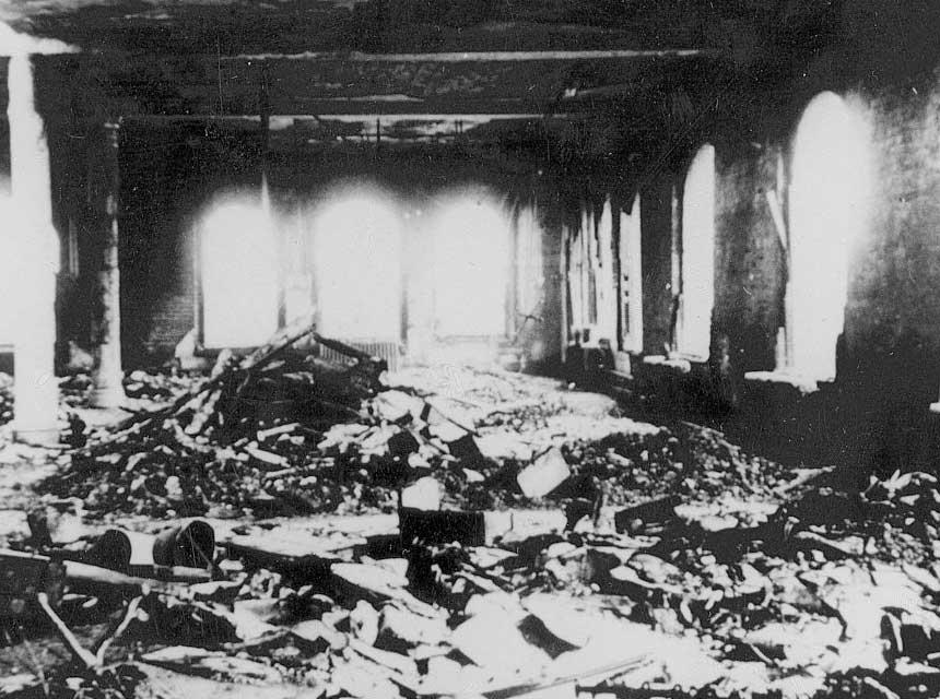 Tarihi değiştiren yangınlar