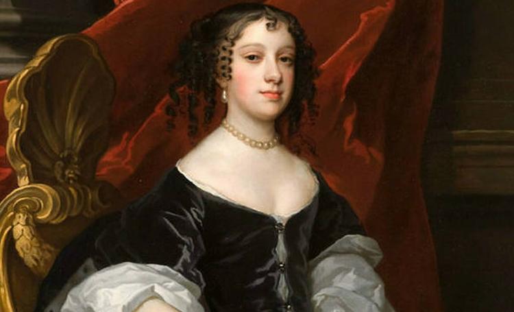 Braganza'lı Catherine