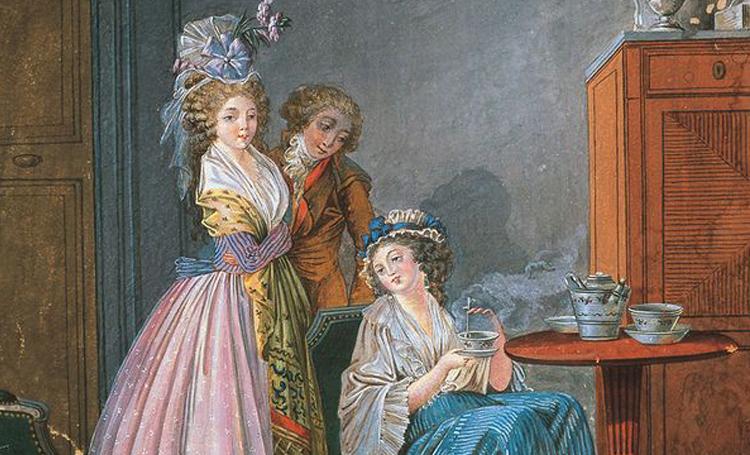 viktorya dönemi ingiltere tay tea