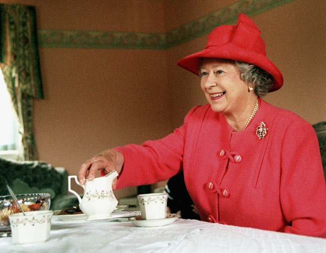 ingilizler çay tüketimi