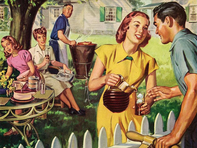 soğuk çay amerika tüketimi