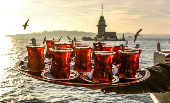 türk çay