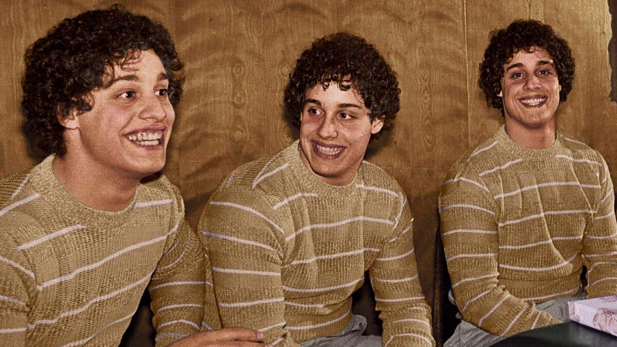 Three Identical Strangers üç tanıdık yabancı