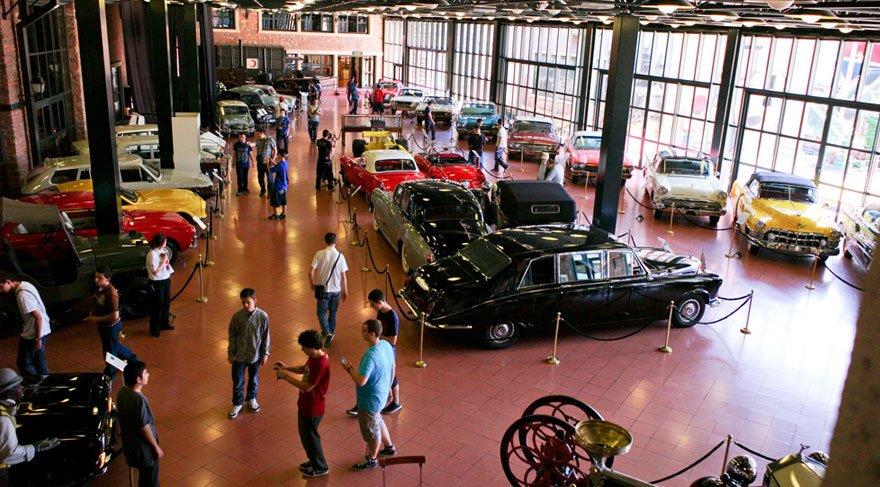 klasik otomobil müzeleri