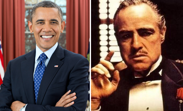 ünlülerin favori filmleri listelist barack obama the godfather