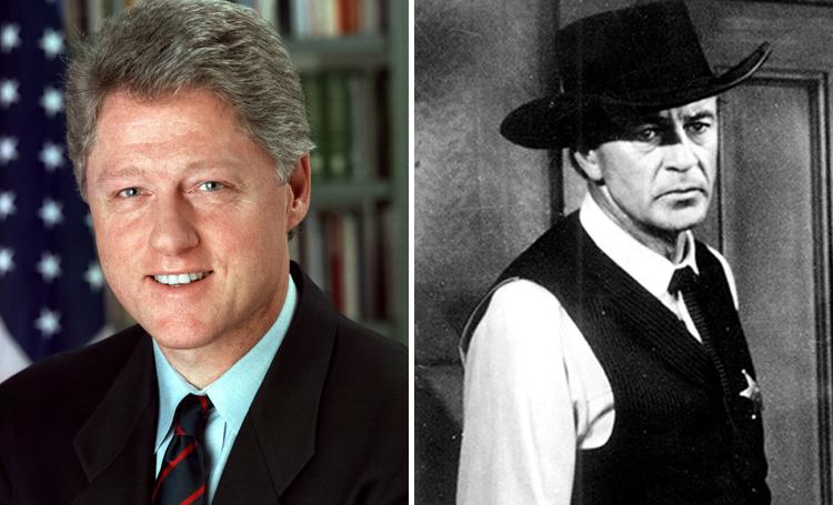 Bill Clinton High Noon ünlülerin favori filmleri listelist