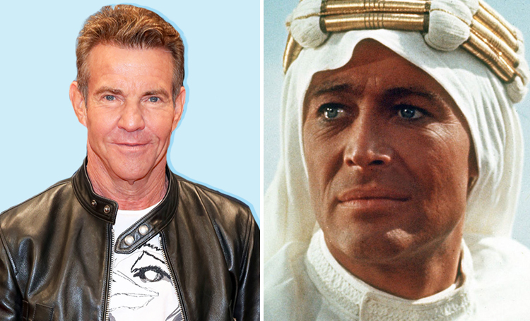 Dennis Quaid Lawrence of Arabia