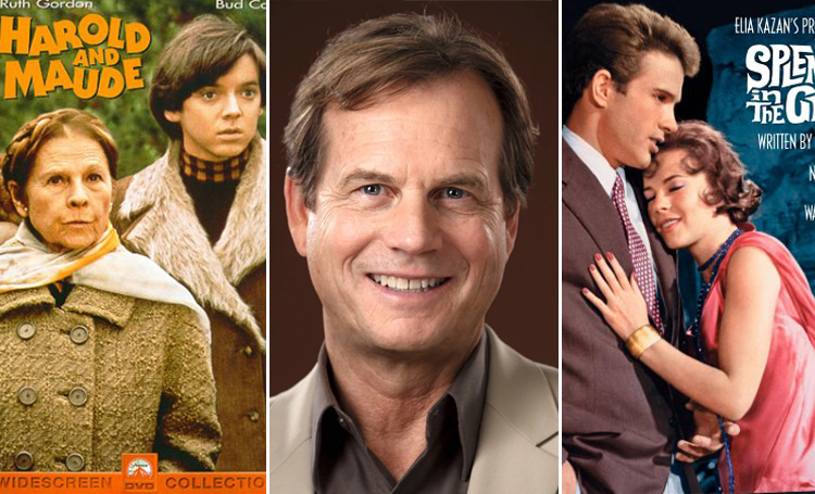 Bill Paxton Splendor in the Grass ve Harold and Maude ünlülerin favori filmleri listelist