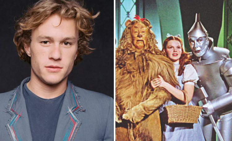 The Wizard of Oz  heath ledger