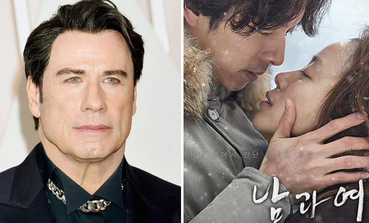 John Travolta A Man and A Woman ünlülerin favori filmleri listelist