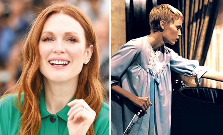 Julianne Moore Rosemarys Baby ünlülerin favori filmleri listelist