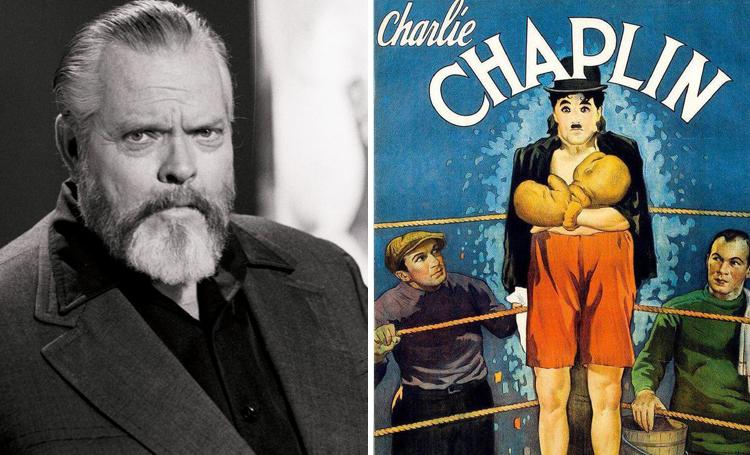 Orson Welles City Lights ünlülerin favori filmleri listelist