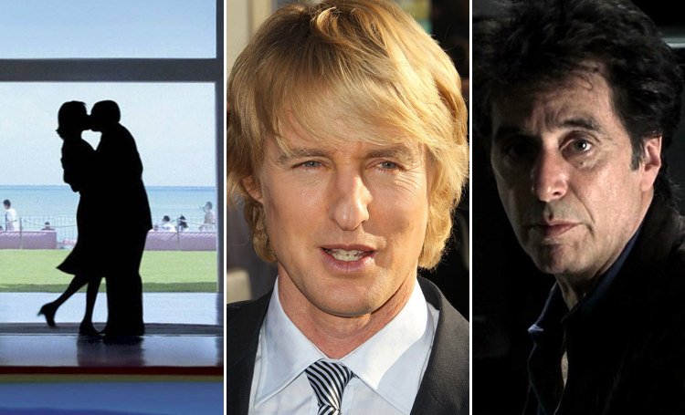 Owen Wilson The Insider ve Punch-Drunk Love