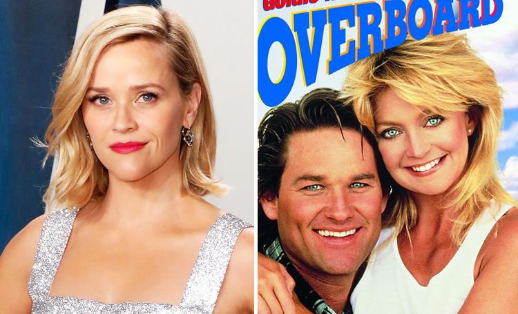Reese Witherspoon Overboard ünlülerin favori filmleri listelist