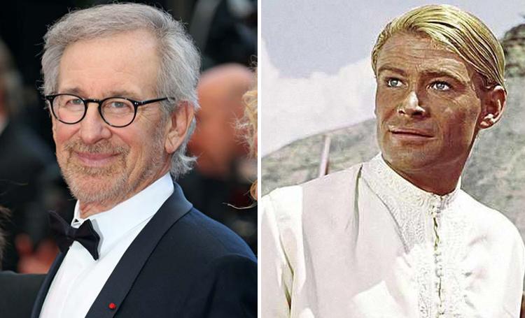 Steven Spielberg Lawrence of Arabia ünlülerin favori filmleri listelist