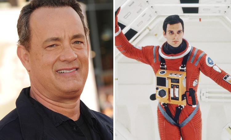 Tom Hanks 2001 A Space Odyssey ünlülerin favori filmleri listelist