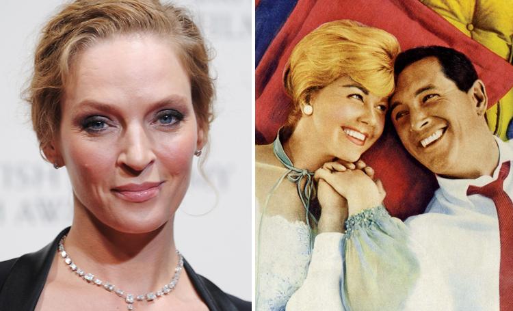 Uma Thurman Pillow Talk ünlülerin favori filmleri listelist
