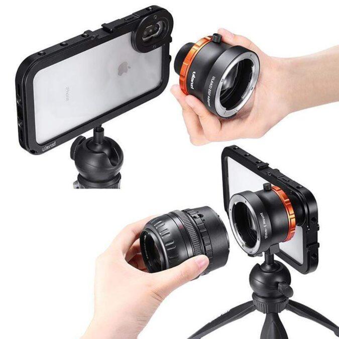 telefon kamerası lensleri