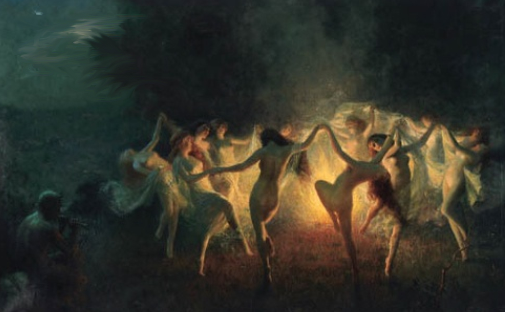 Cadılar neden süpürgeye biniyor