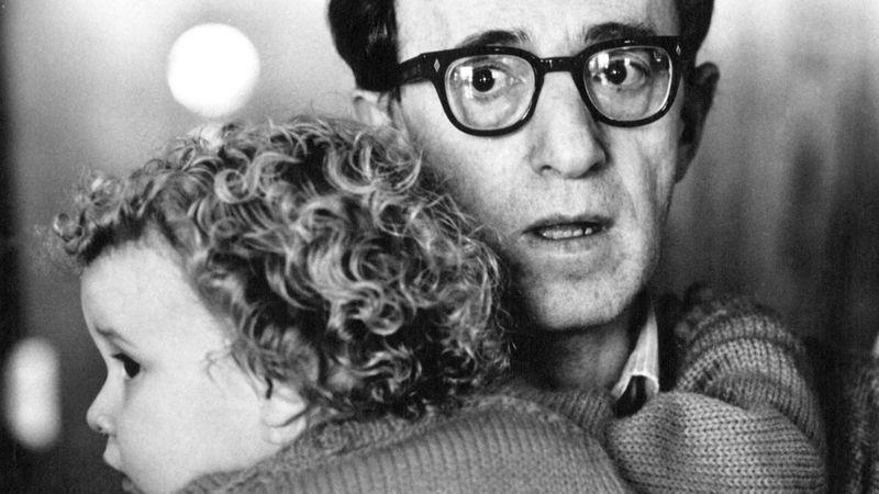 Woody Allen taciz