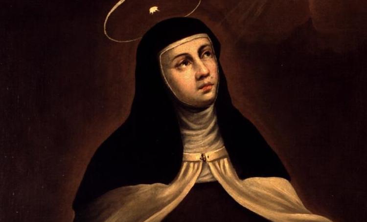 Avilalı Teresa felsefede kadın filozoflar listelist