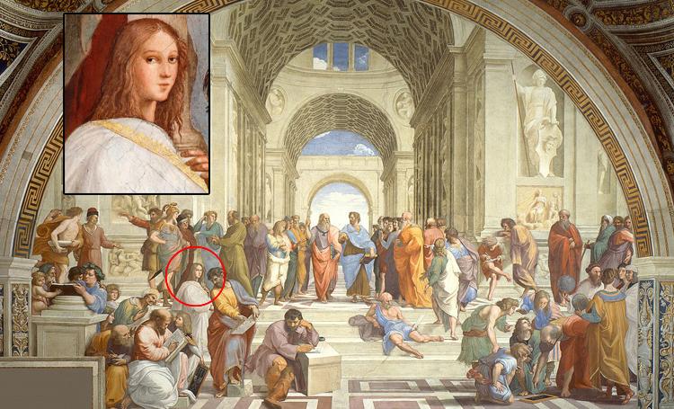Hypatia felsefede kadın filozoflar listelist