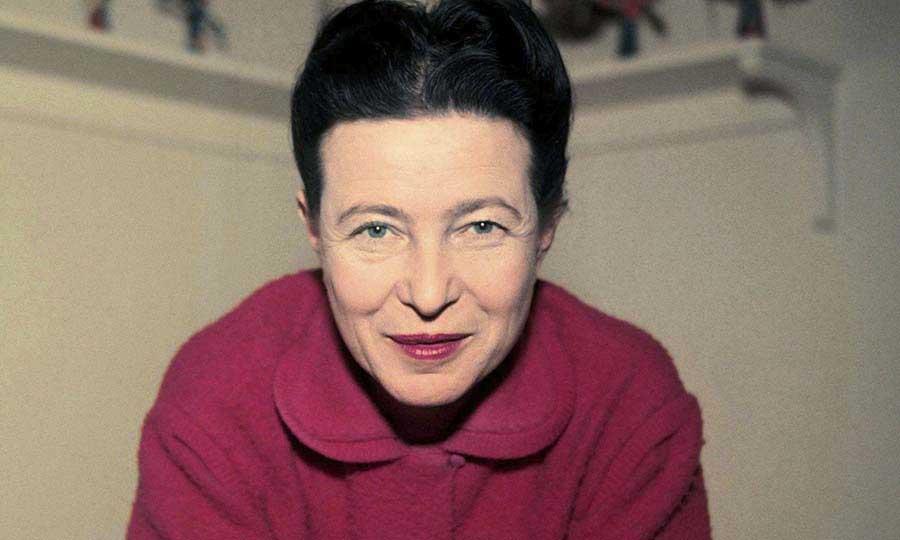 Simone de Beauvoir felsefede kadın filozoflar listelist
