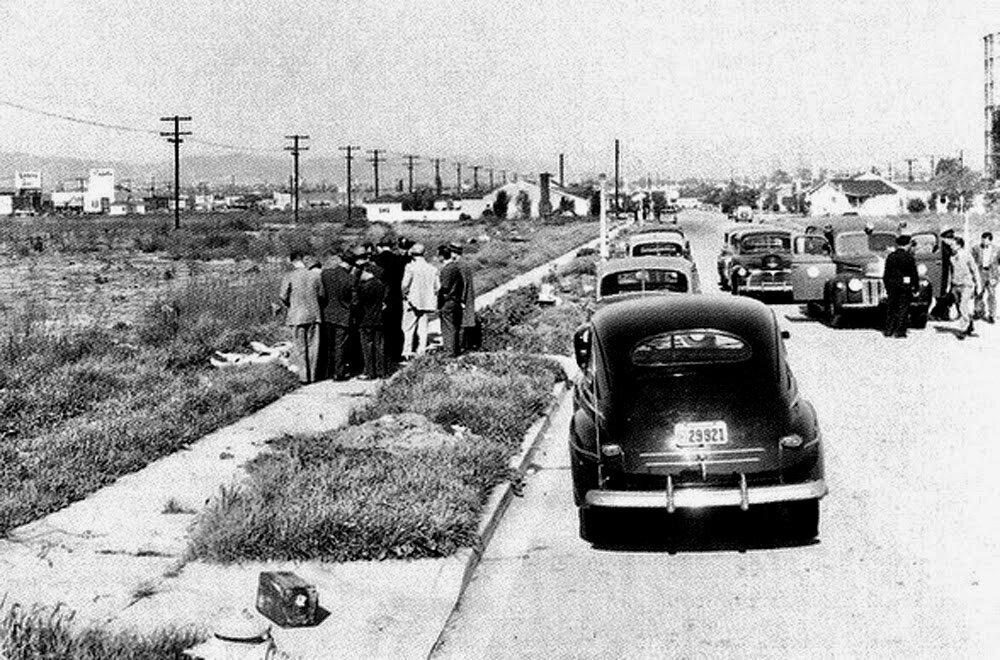 polis baskını 1947