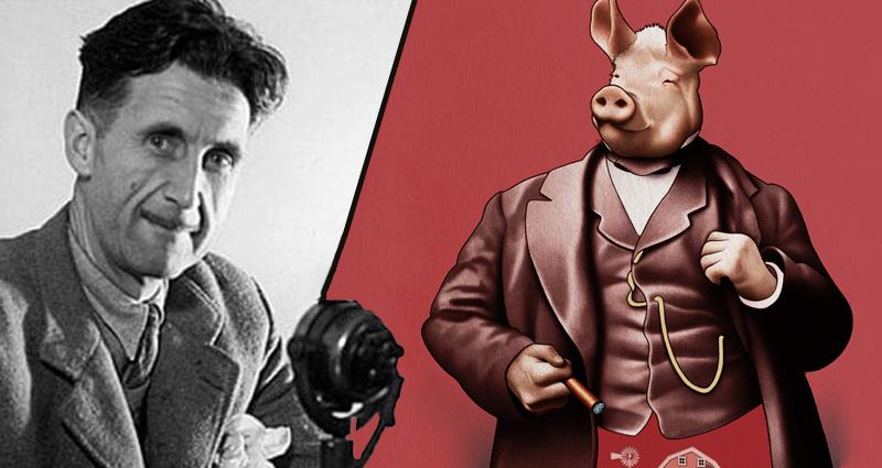 George Orwell gerçek ismi ünlü yazarlar mahlas takma ad listelist