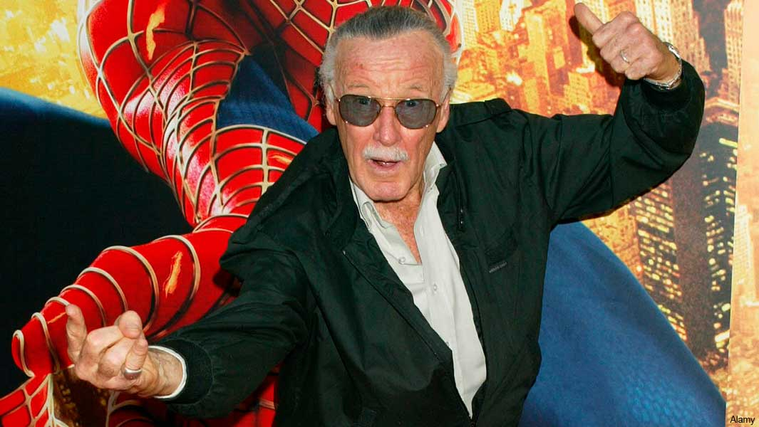 Stan Lee gerçek ismi listelist