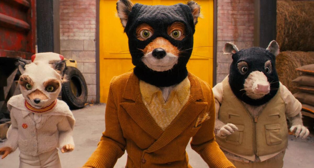 yetişkin animasyon filmleri listelist Fantastic Mr. Fox