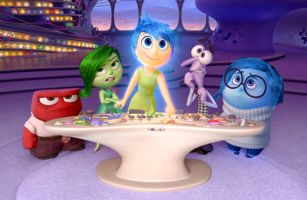 yetişkin animasyon filmleri listelist Inside Out ters yüz