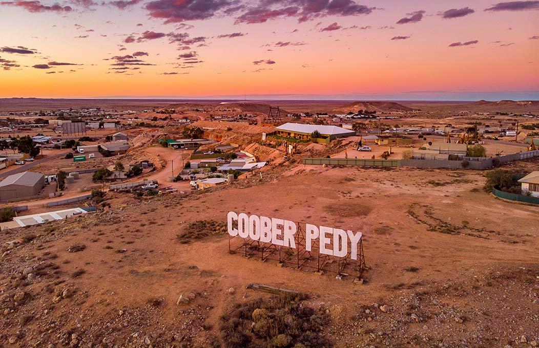 Coober Pedy, Avustralya